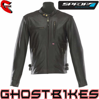 View Item Spada Classic Leather Motorcycle Jacket