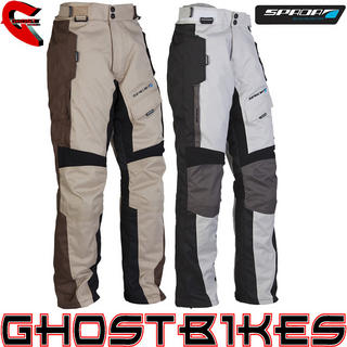 View Item Spada Explorer Motorcycle Trousers