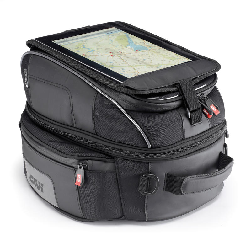 Givi Xstream Range Tanklock Expandable Tank Bag (XS306)