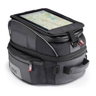 View Item Givi Xstream Range Tanklock Expandable Tank Bag (XS306)