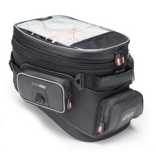 View Item Givi Xstream Range XS308 Tanklock Enduro Tank Bag