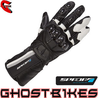 View Item Spada X-Wing Motorcycle Gloves