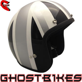 View Item Viper RS-04 Union Jack Grey Motorcycle Helmet