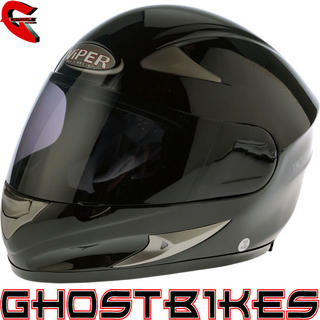 View Item Viper RS-220 Plain Motorcycle Helmet