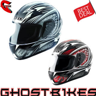 View Item Axo Stealth 2 Motorcycle Helmet