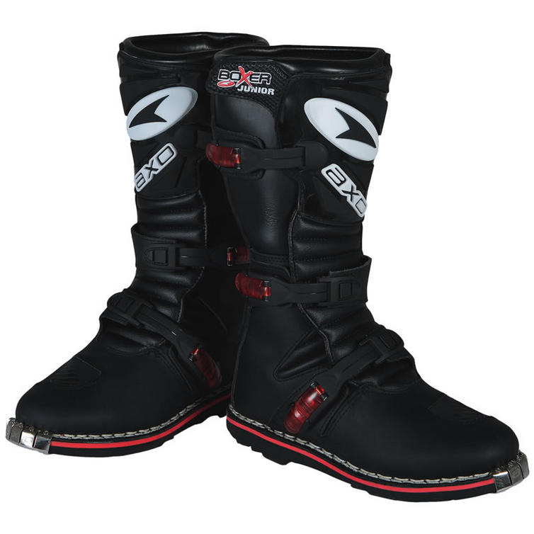 axo boxer junior motocross boots axo ghostbikes