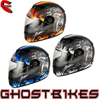 View Item Viper RS-60 Demon Motorcycle Helmet