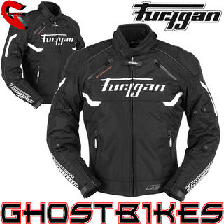 View Item Furygan Titan Motorcycle Sports Jacket