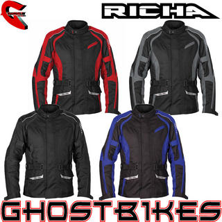 View Item Richa Hatchet Waterproof Motorcycle Jacket