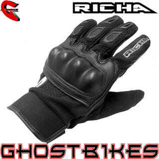 View Item Richa Basalt Motorcycle Gloves