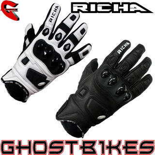 View Item Richa Rock Motorcycle Sports Gloves