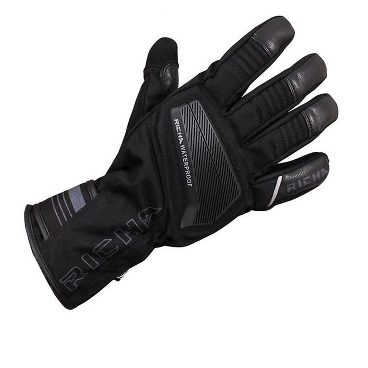 Richa Cave Waterproof Motorcycle Gloves