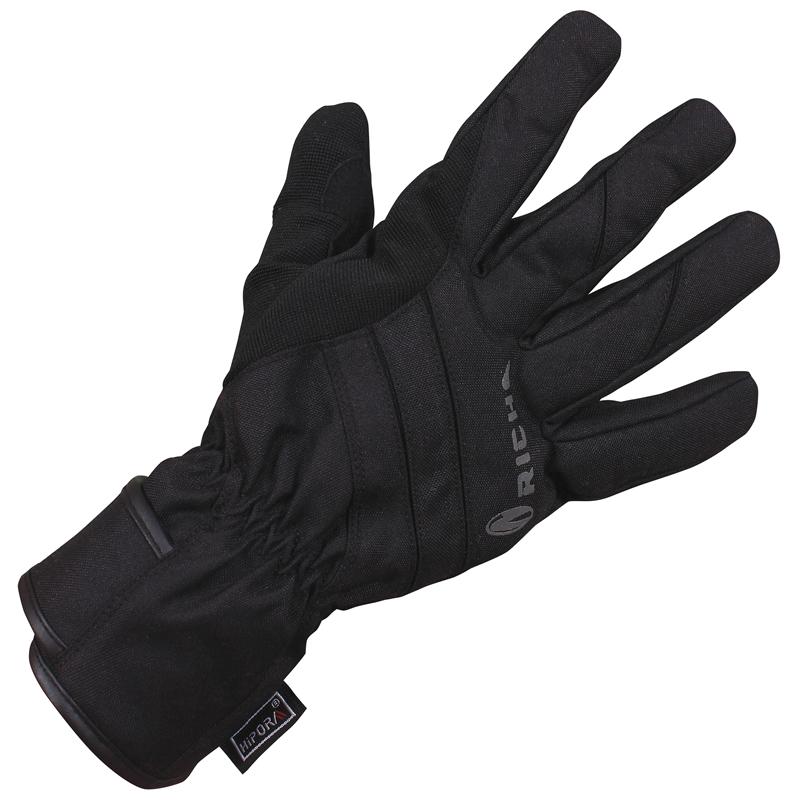 richa dusk moto scooter gants d 39 hiver textile tanche imperm able urbain chaud ebay. Black Bedroom Furniture Sets. Home Design Ideas