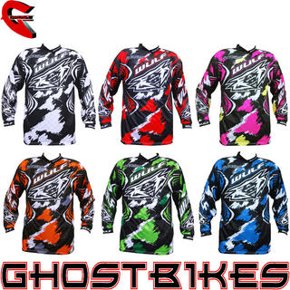 View Item Wulf Stratos Adult Motocross Jersey