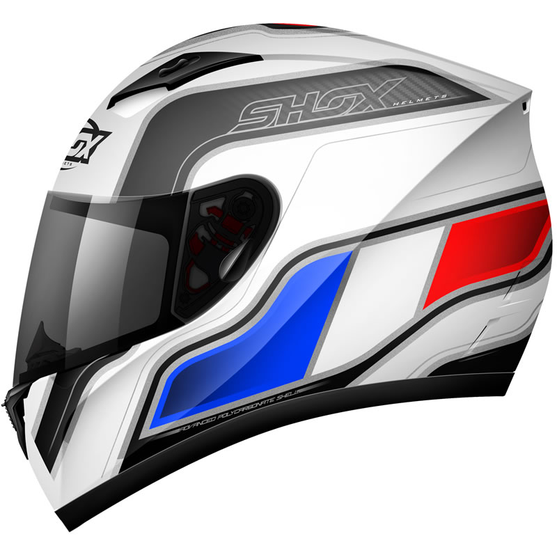 shox motorrad helm axxis identity frankreich bike ghostbikes ebay. Black Bedroom Furniture Sets. Home Design Ideas