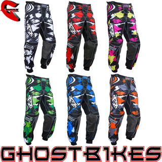 View Item Wulf Stratos Adult Motocross Pants