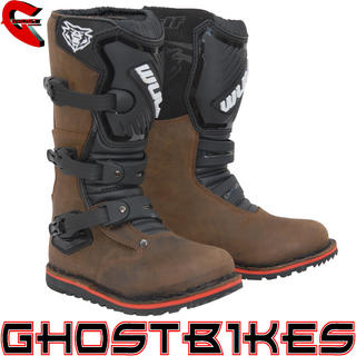 View Item Wulf Trials Cub Boots