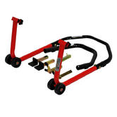 Black Pro Range All In One Paddock Stand (B5068)