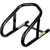 Black Pro Range Wheel Chock (B5075)