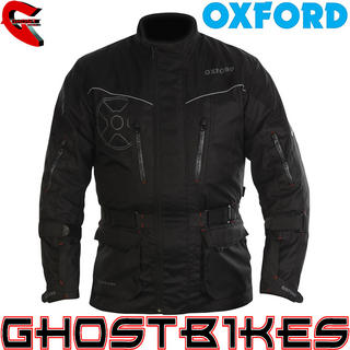 View Item Oxford Stockholm Motorcycle Jacket