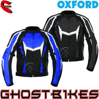 View Item Oxford Valencia Lady Motorcycle Jacket