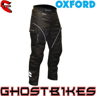 View Item Oxford Wildfire Short Leg Motorcycle Trousers