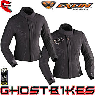View Item Ixon Pandora HP Lady CE Approved Motorcycle Jacket