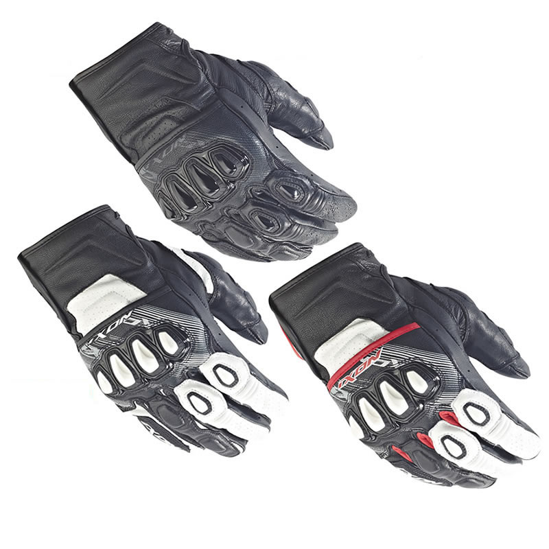 ixon rs trigger hp gants moto scooter course piste t protection mains renforc ebay. Black Bedroom Furniture Sets. Home Design Ideas
