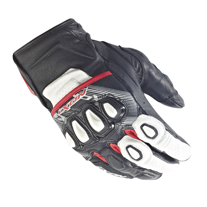 Sport Motorcycle Gloves: IXON RS TRIGGER HP MOTORCYCLE BIKE CE APPROVED SUMMER