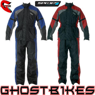 View Item Spada 410 Suit Motorcycle Two Piece Oversuit