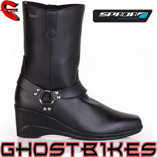 View Item Spada Jazz Ladies Motorcycle Boots