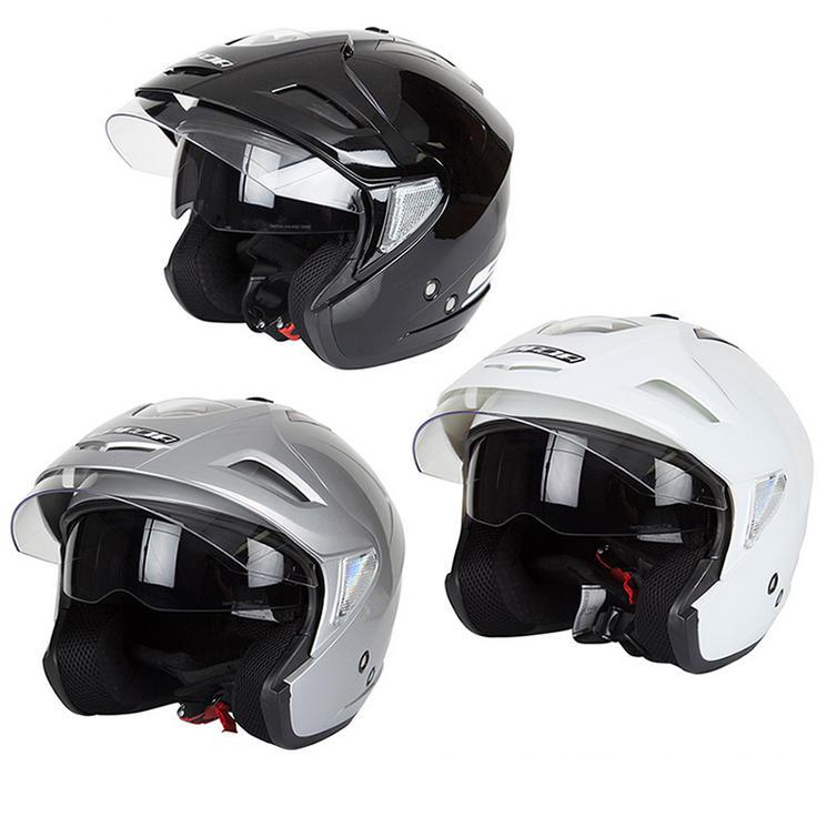 Spada RP388 Open Face Motorcycle Helmet