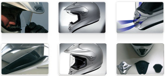 Shoei Hornet DS Helmet