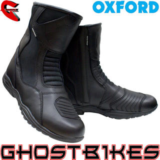 View Item Oxford Cheyenne Short Waterproof Motorcycle Boots