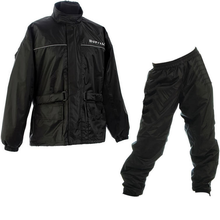 Image of Buffalo Sabre Motorcycle Over Jacket & Trousers Kit
