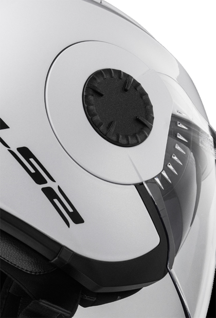LS2 OF570 Verso Combined Recovery Visor System