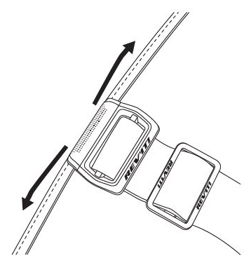 Rev It Variable Height Adjustment Straps