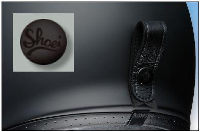 Shoei JO Helmet Goggle Belt