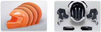 Shoei VFX-W Helmet Comfort