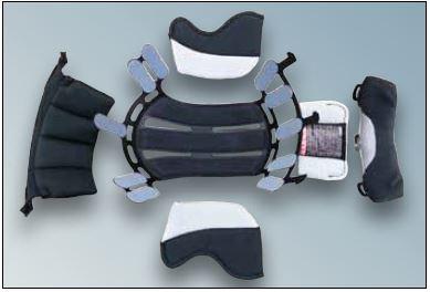 Shoei X-Spirit 3 Helmet Interior