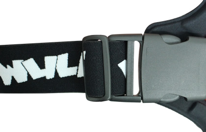 Wulf Deflector Adjuster Buckle
