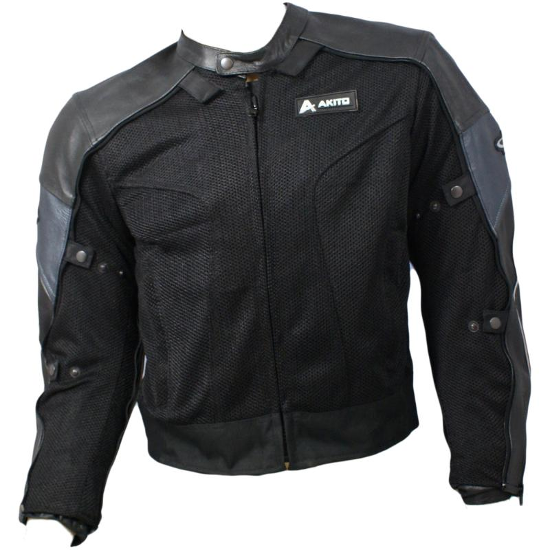 Akito leather jacket