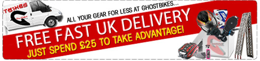 Free Delivery at GhostBikes.com