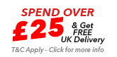 Fast Free Delivery on UK Mainland