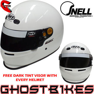 View Item New CMR 2007 Kids Karting Helmet