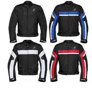 View Item Black Argon Evo Motorcycle Jacket