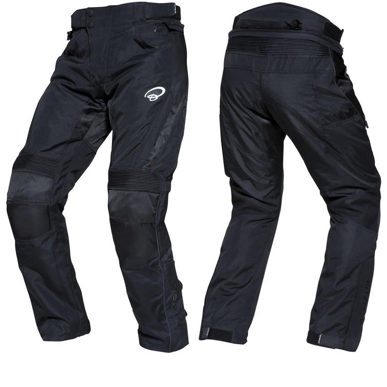 Image of Black Atom Motorcycle Trousers