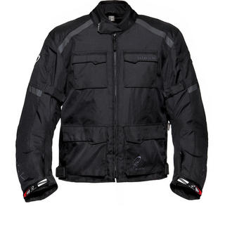 View Item Black Venture Motorcycle Jacket