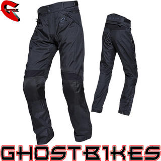 View Item Black Venture Motorcycle Over Trousers