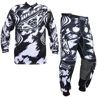 View Item Wulfsport Stratos 2013 White Motocross Kit